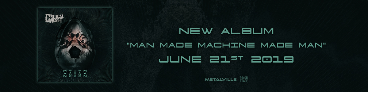 "Album ""MAN MADE MACHINE MADE MAN"""