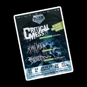 Ticket release show June 29, 2019