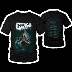 "T-Shirt ""MMMMM"" Black"