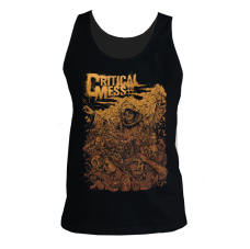 "Tank Top ""Bringer Of All End"" Black"