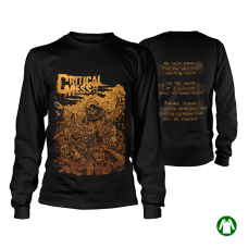 "Longsleeve ""Bringer Of All End"" Black"