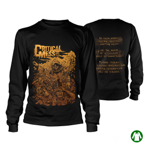 "Longsleeve ""Bringer Of All End"" Schwarz"