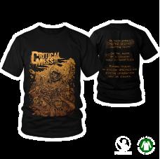 """T-Shirt """"Bringer Of All End"""" Schwarz"""
