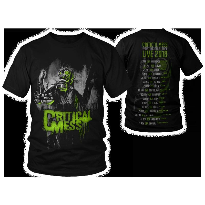 T-Shirt Tour 2018